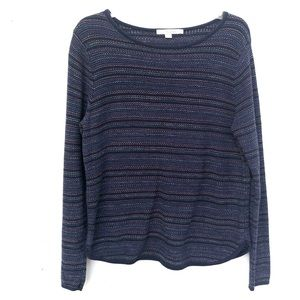 Boden   Multicolor Striped Knit Sweater US 12